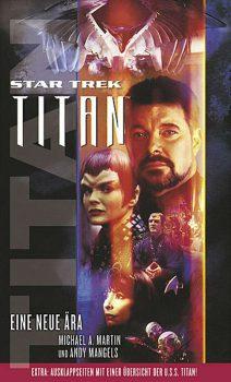 Star Trek - Titan 3: Eine neue Ära