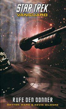 Star Trek - Vanguard 2: Rufe den Donner Cover © Cross Cult