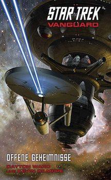 Star Trek Vanguard 04: Offene Geheimnisse Cover © Cross Cult
