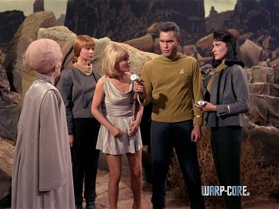 Frauen in Star Trek