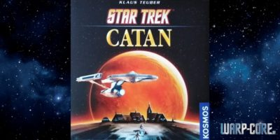 [Game] Star Trek Catan