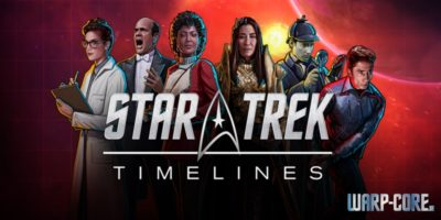 [Game] Star Trek Timelines