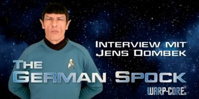 Interview mit Jens Dombek – The German Spock