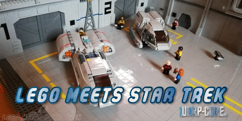 Lego meets Star Trek – ein Gespräch mit Nico Nehmer