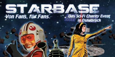 Außenmission: Starbase Charity Convention 2019
