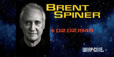 Spotlight: Brent Spiner