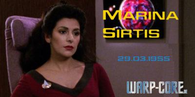 Spotlight: Marina Sirtis