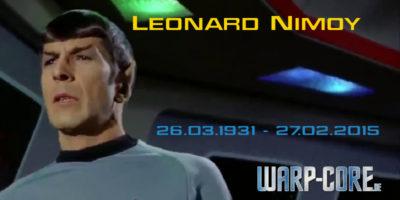 Spotlight: Leonard Nimoy