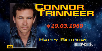Spotlight: Connor Trinneer