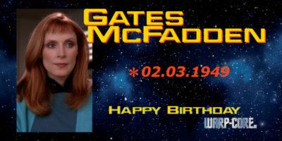 Spotlight: Gates McFadden