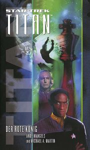 Star Trek - Titan 1: Der Rote König Cover © Cross Cult