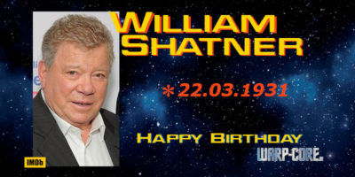Spotlight: William Shatner