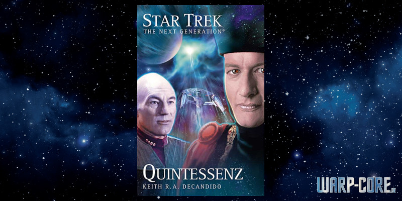 [Star Trek – The Next Generation 003] Quintessenz