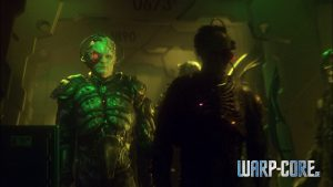 Sind die Borg und V'ger verwandt ?
