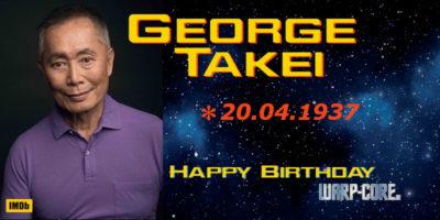 Spotlight: George Takei