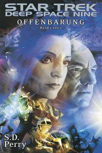 Star Trek Deep Space Nine 01: Offenbarung Buch 1 Cover © Cross Cult