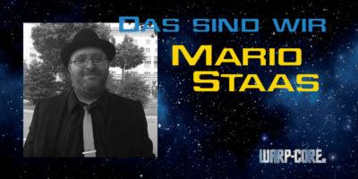 Das sind wir: Mario Staas