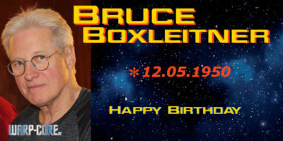 Spotlight: Bruce Boxleitner