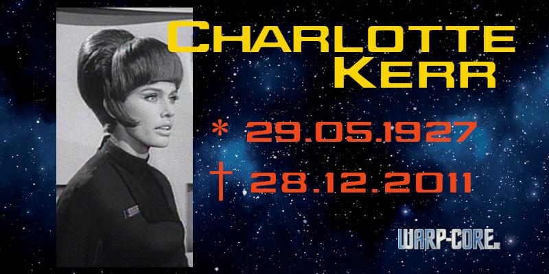 Spotlight: Charlotte Kerr