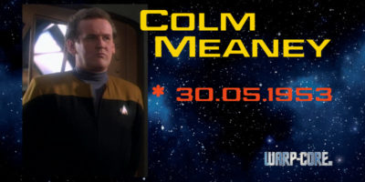 Spotlight: Colm Meaney