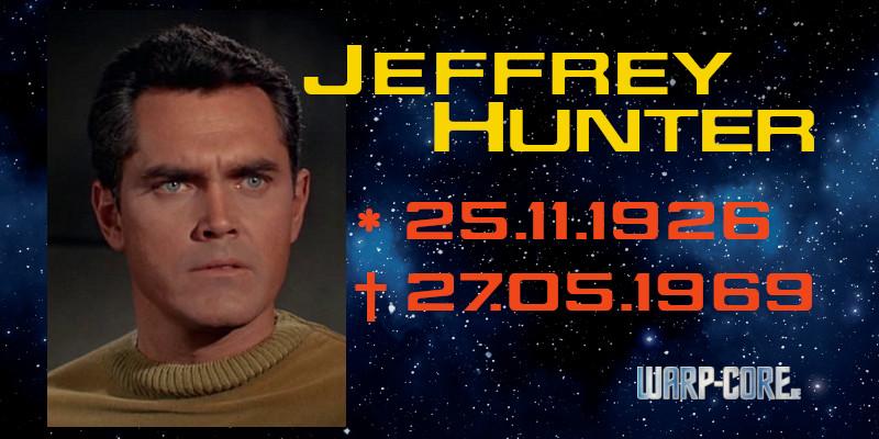 Spotlight: Jeffrey Hunter
