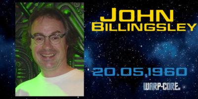 Spotlight: John Billingsley