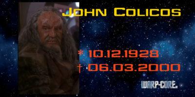 Spotlight: John Colicos