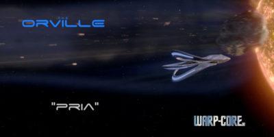 [The Orville 005] Pria