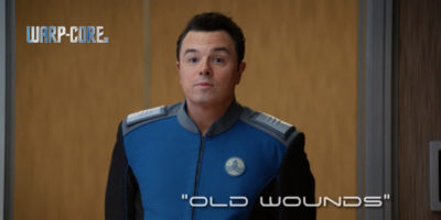 [The Orville 001]  Alte Wunden