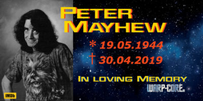 Spotlight: Peter Mayhew