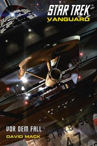Star Trek Vanguard 05: Vor dem Fall Cover © Cross Cult