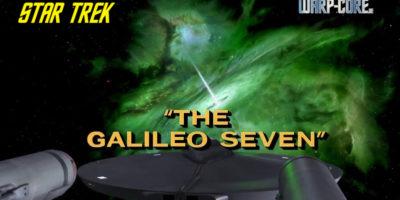 [TOS 013] Notlandung auf Galileo Sieben
