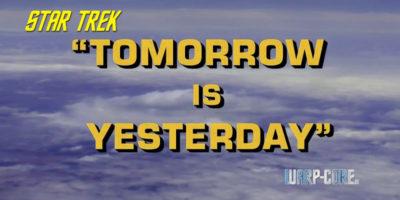 [TOS 021] Morgen ist Gestern