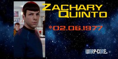 Spotlight: Zachary Quinto