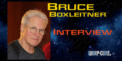Interview mit Bruce Boxleitner