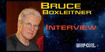 Interview mit Bruce Boxleitner