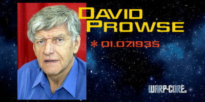 Spotlight: David Prowse