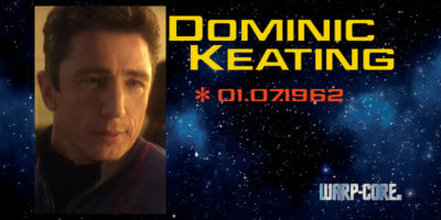 Spotlight: Dominic Keating