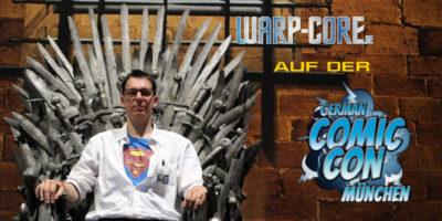 Außenmission: German Comic Con München 2019