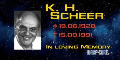 Spotlight: Karl-Herbert Scheer