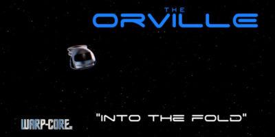 [The Orville 008] Falte im Weltraum