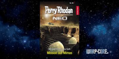 [Perry Rhodan NEO 201] Mission auf Mimas