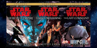 [Star Wars] Die Thrawn Trilogie – Die bessere Star Wars Fortsetzung?