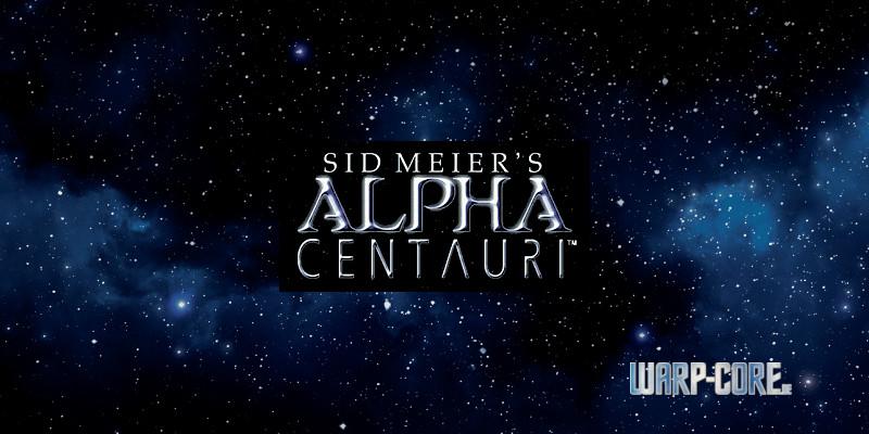 [Game] Sid Meiers Alpha Centauri