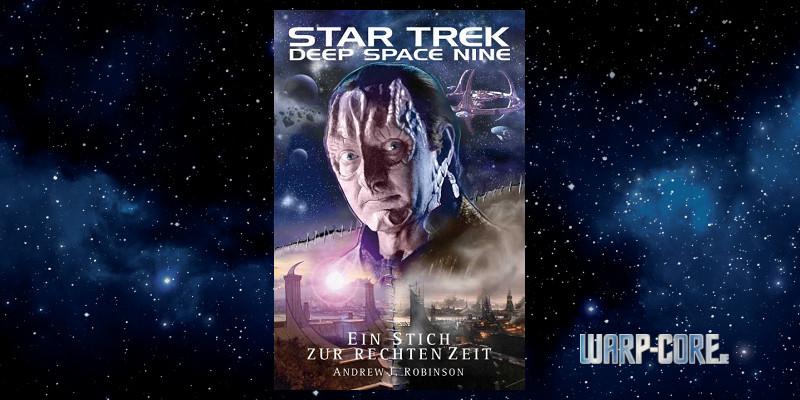 [Star Trek – Deep Space Nine] Ein Stich zur rechten Zeit