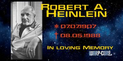 Spotlight: Robert A. Heinlein