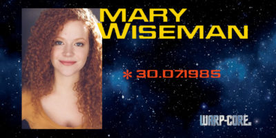 Spotlight: Mary Wiseman
