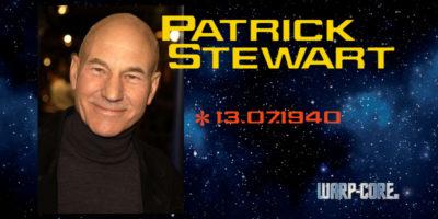 Spotlight: Patrick Stewart
