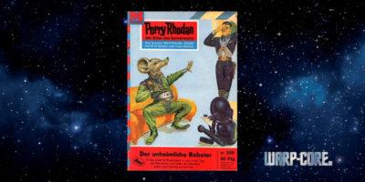 [Perry Rhodan 259] Der unheimliche Roboter