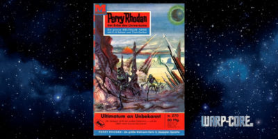 [Perry Rhodan 270] Ultimatum an Unbekannt